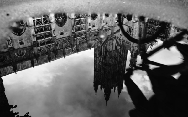 Cathedral in a Puddle Bike